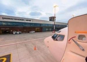 Çanakkale Havalimanı uçak bileti