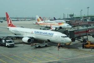 Tekirdağ Çorlu Havalimanı uçak bileti