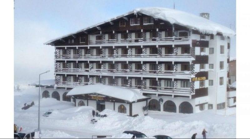 Beceren hotel 1 Bursa Uludağ