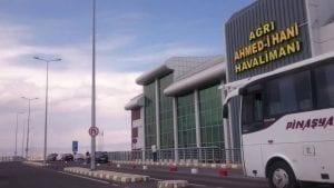 Ağrı Ahmed-i Hani Havalimanı uçak bileti