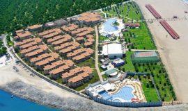 Şah in paradise Antalya Kumluca