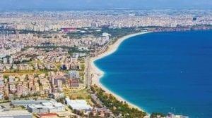 İstanbul Antalya Uçak Bileti