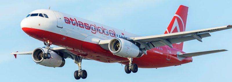 AtlasGlobal uçak bileti