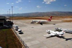 Bingöl Havalimanı uçak bileti