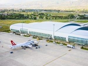 Erzincan Havalimanı uçak bileti