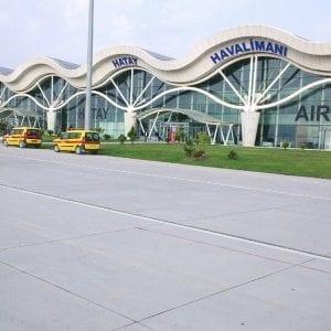 Hatay Havalimanı uçak bileti