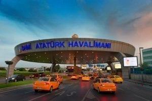 Atatürk Havalimanı uçak bileti