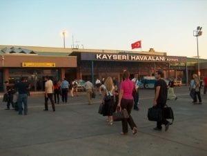 Kayseri Erkilet Havalimanı Uçak Bileti