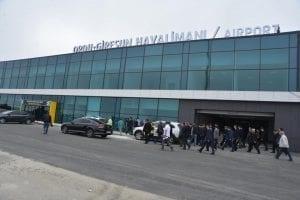 Ordu-Giresun Havalimanı Uçak Bileti