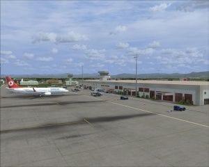 Ucuz Samsun Çarşamba Havalimanı uçak bileti