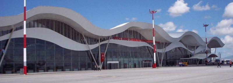 Sivas Nuri Demirağ Havalimanı