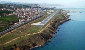 Trabzon Havalimanı uçak bileti