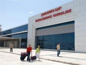 Şanlıurfa GAP Havalimanı uçak bileti