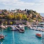 Bursa Antalya uçak bilet