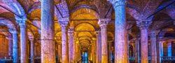 İstanbul'un Gizemi Yerebatan Sarnıcı
