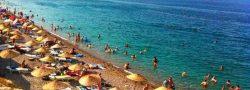 Deniz Yıldızı Plajı'nda Güzel Bir Gün